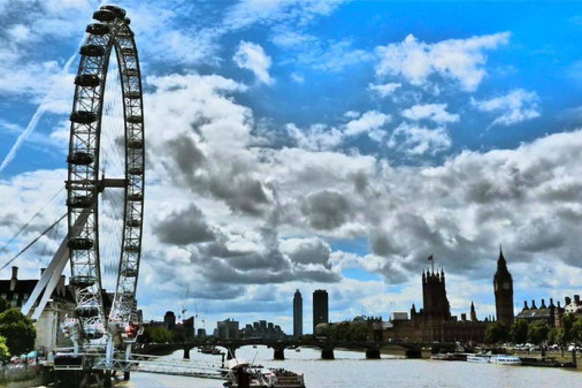 London Eye : une vue panoramique de Londres