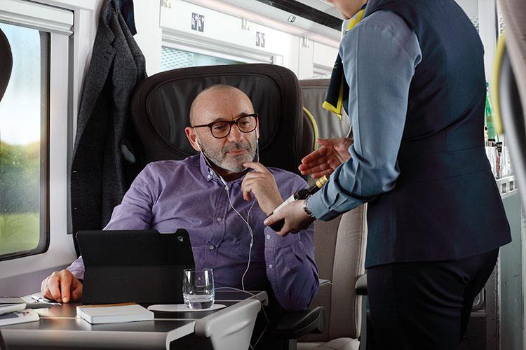 Eurostar classe Business Premier