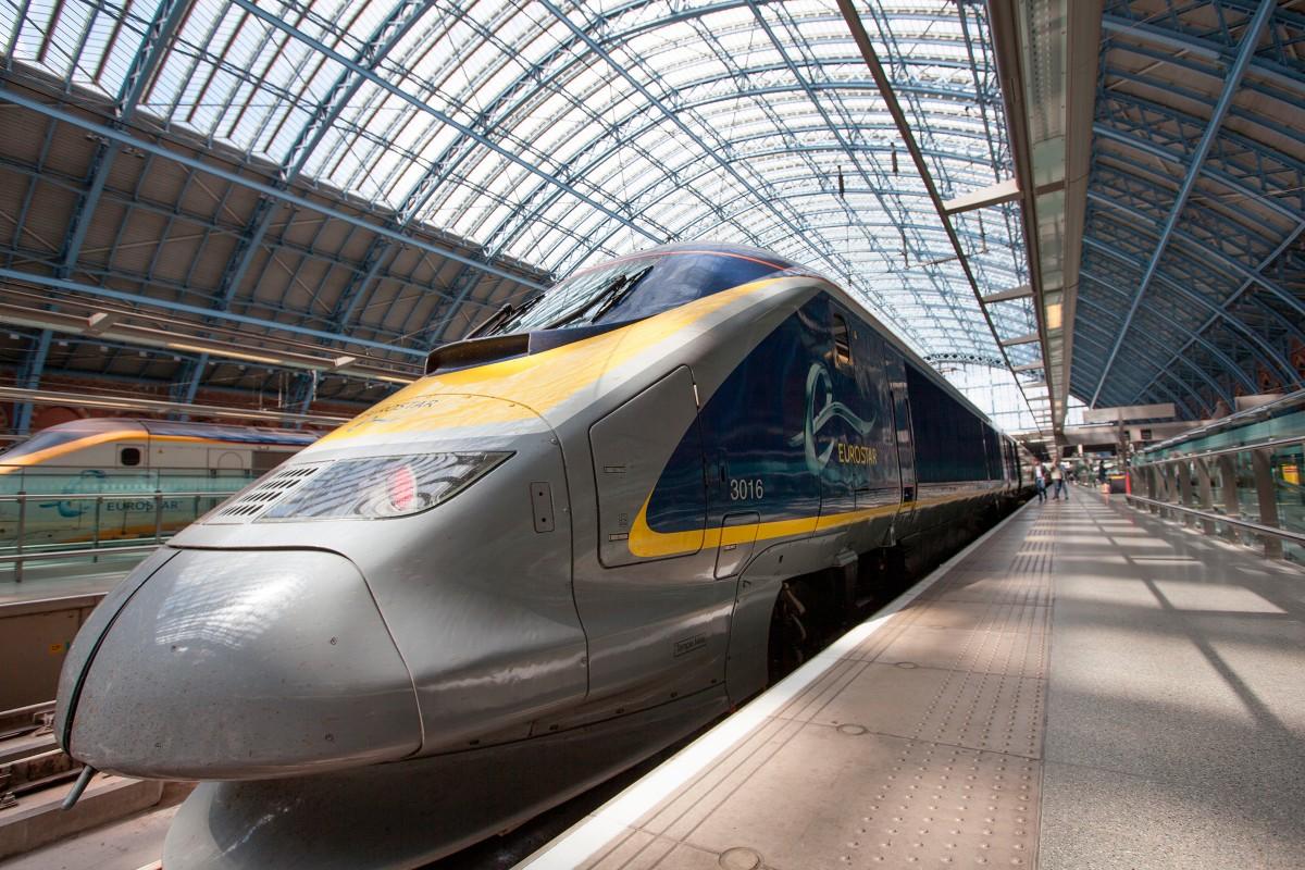 Trains Eurostar: les différentes classes de confort