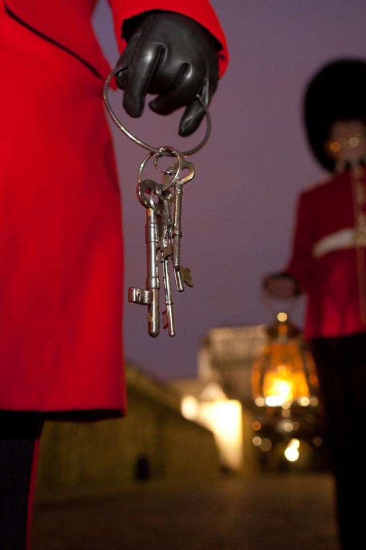 Tour de Londres : Comment assister à la cérémonie des clés ?