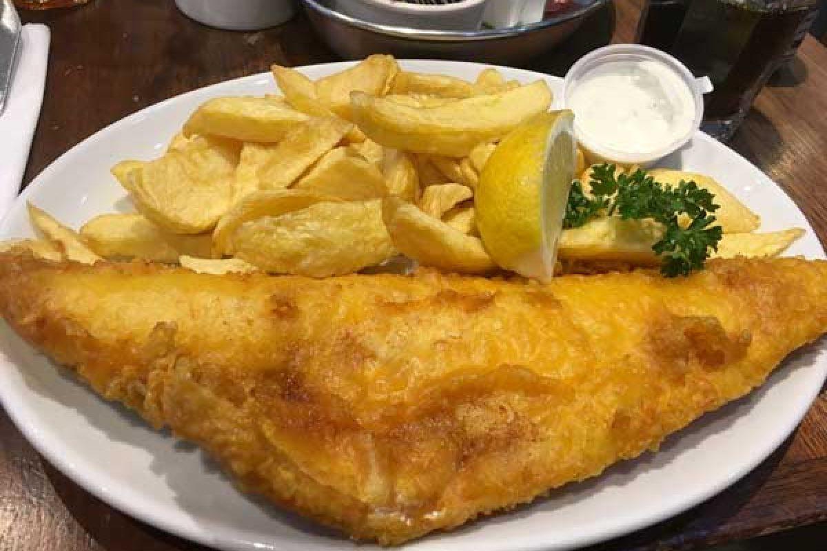 Les meilleurs Fish & Chips à Londres