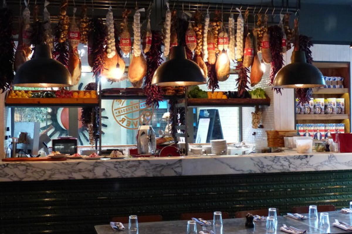 Restaurant Jamie's Italian à Covent garden