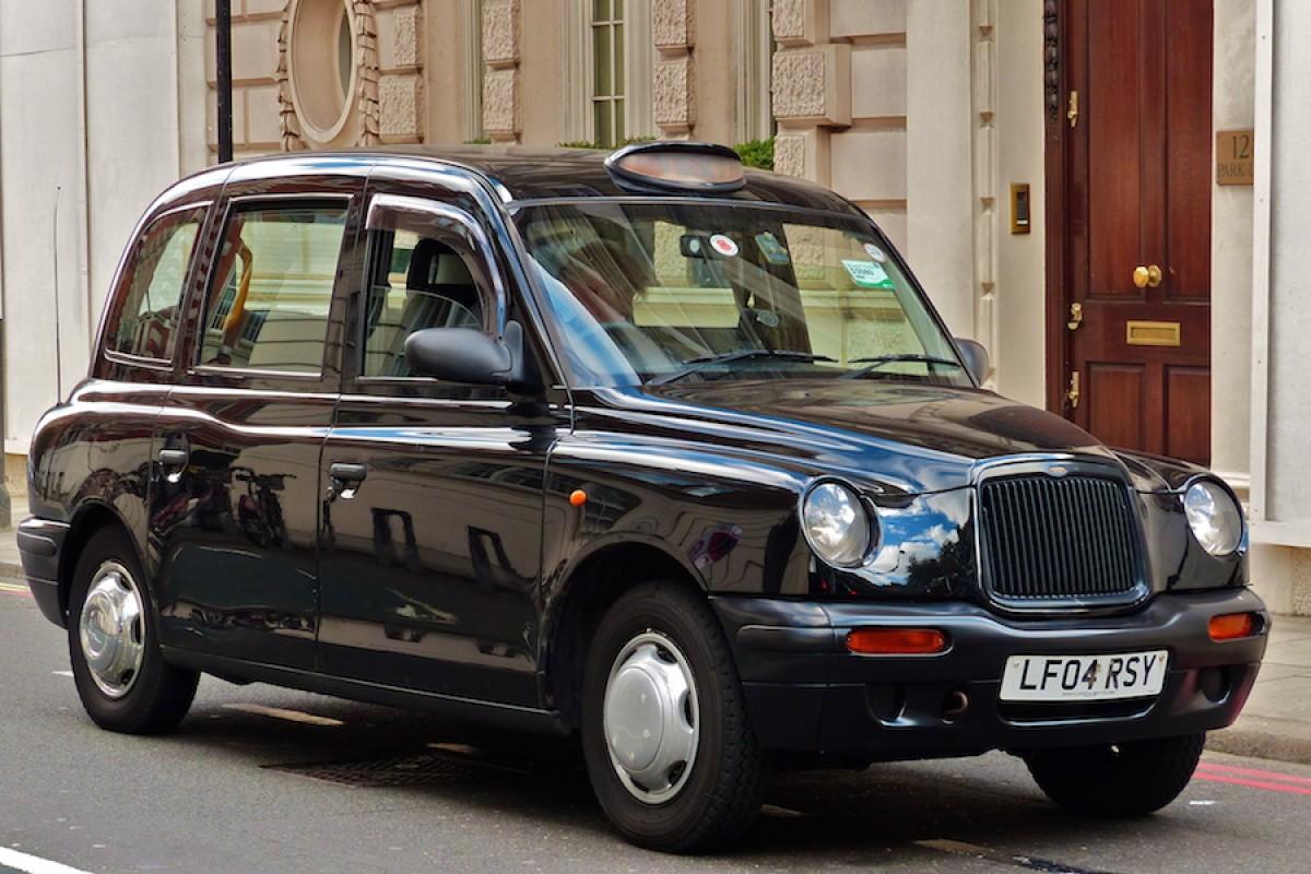 Tout savoir sur les taxis londoniens
