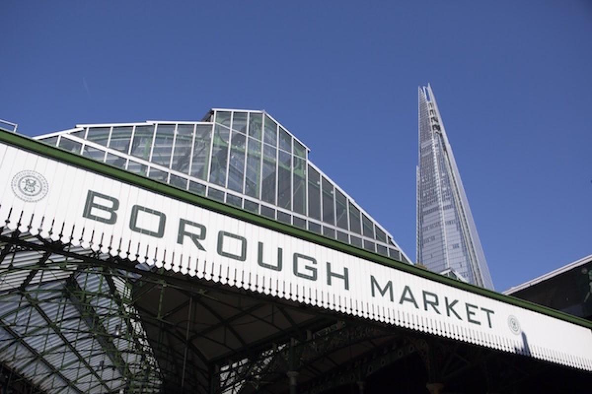 Borough Market : le plus ancien marché de Londres