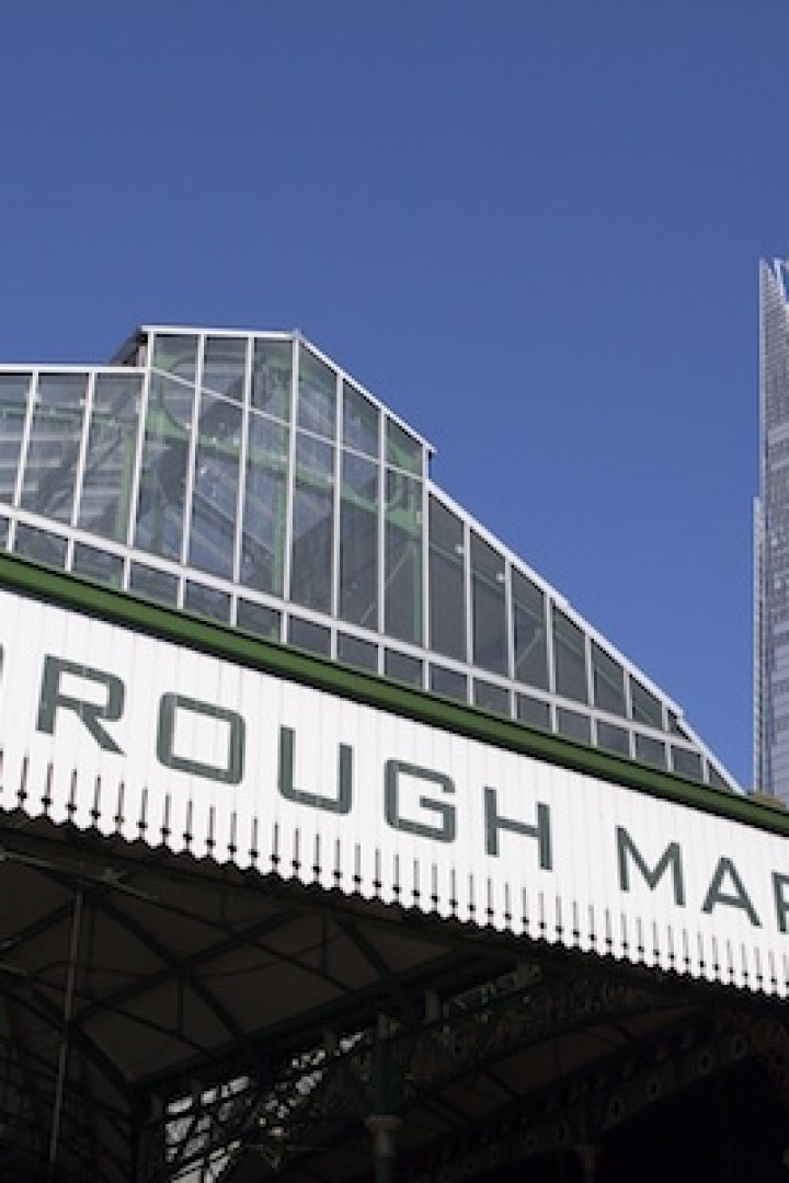 Borough Market : le plus ancien marché de Londres
