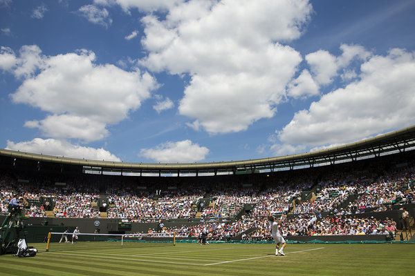 Tournoi de tennis de wimbledon comment avoir des tickets for Obtenir des plans