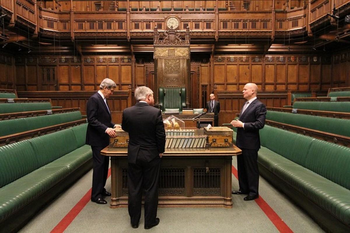 Assister aux débats parlementaires au Palais de Westminster