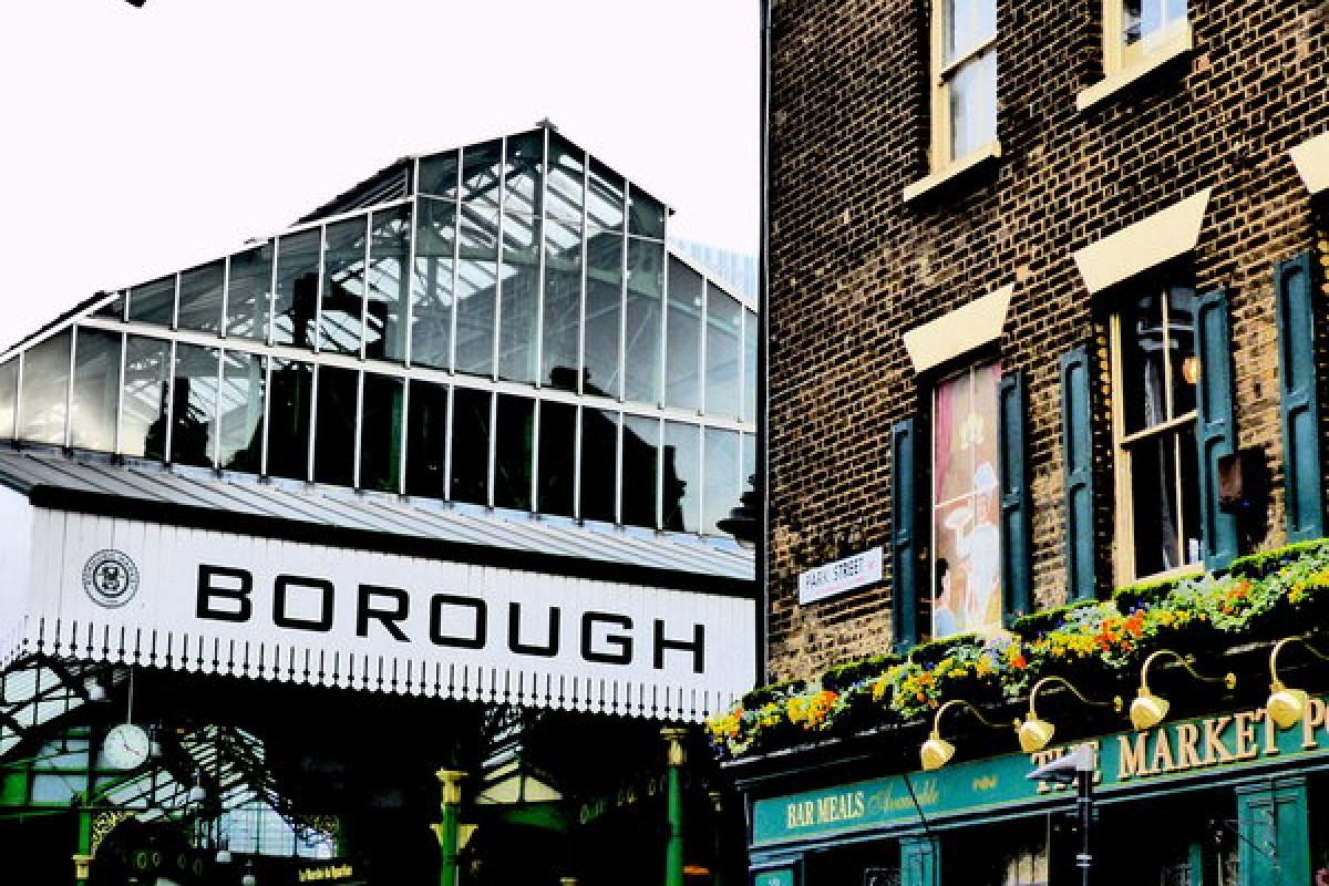 Les meilleurs marchés de Londres