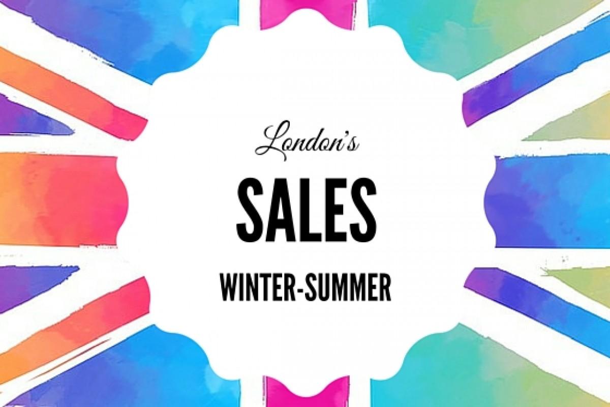 Dates des soldes d'hiver et d'été à Londres