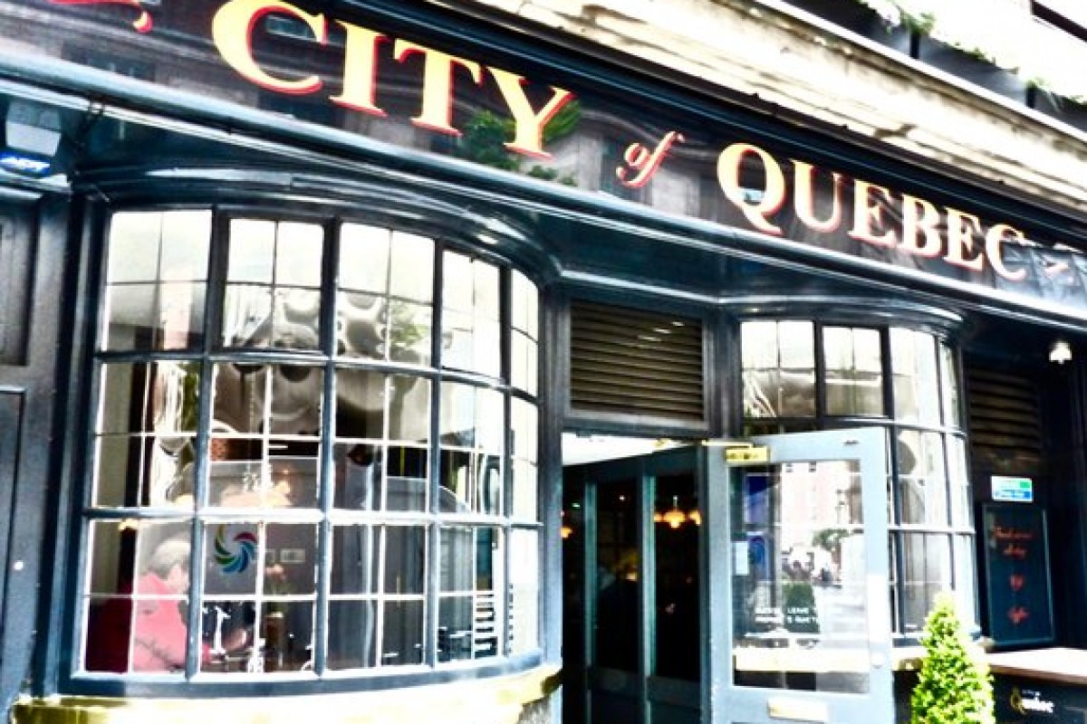 The City of Quebec : l'un des plus anciens pub gay de Londres