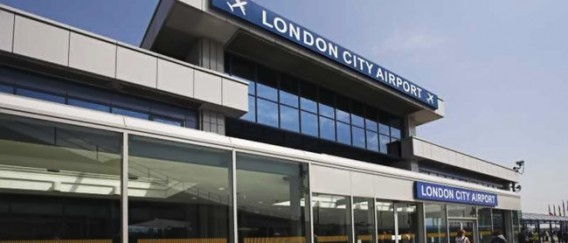 Quel transfert entre l'aéroport London City et Londres ?