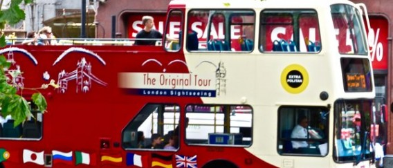 The Original Tour des visites guidées à bord des bus Hop-On-Hop-Off