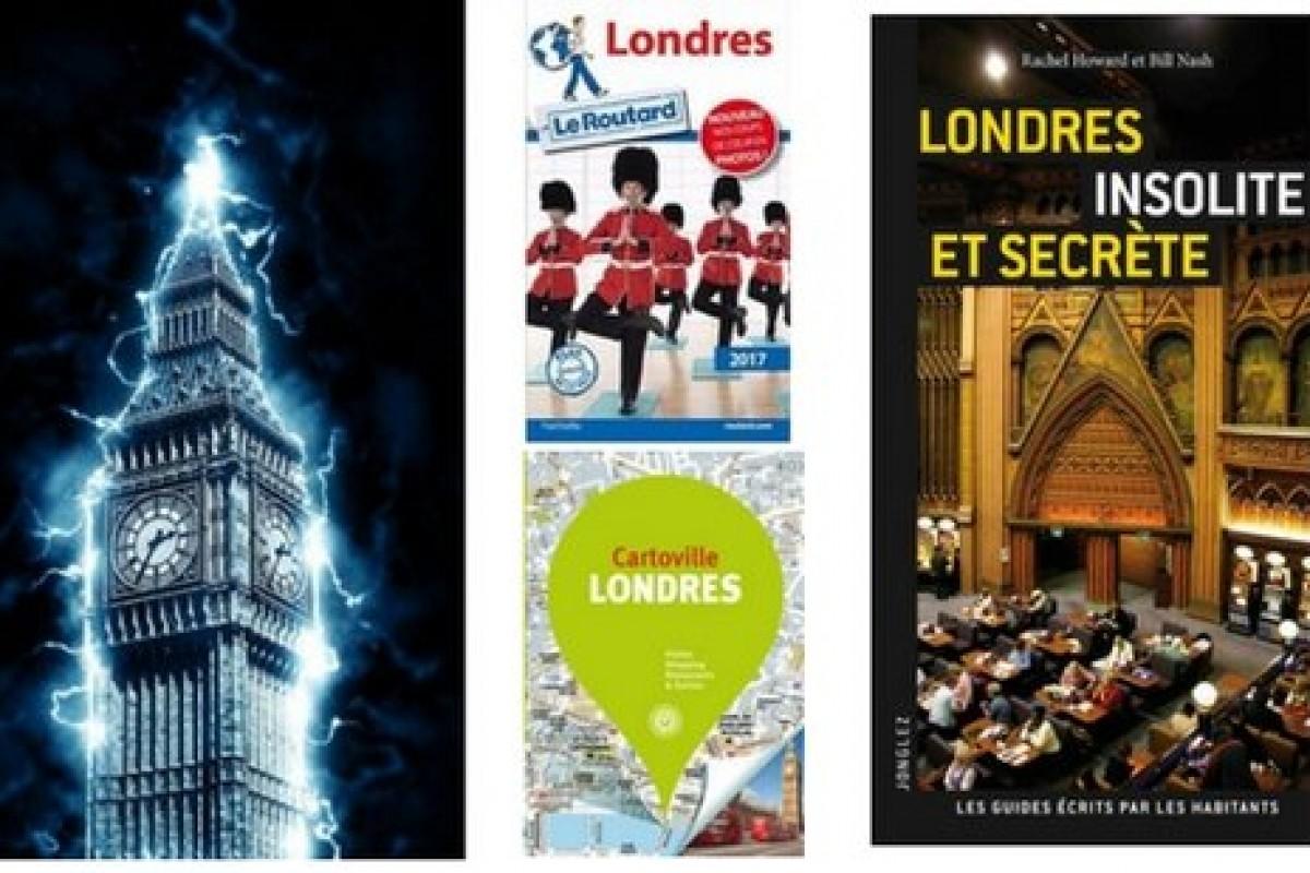 Quel guide touristique pour visiter Londres ?