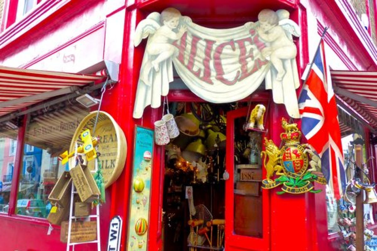 Une croisi re en p niche de little venice camden lock - Bon plan shopping londres ...