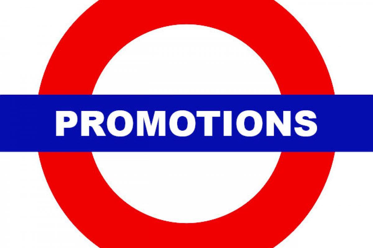 Les promos pour un voyage à Londres