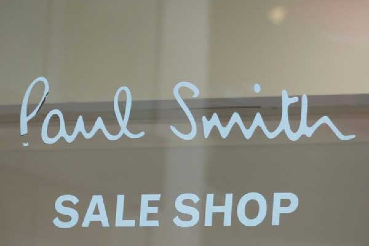 Paul Smith Outlet : un bon plan shopping