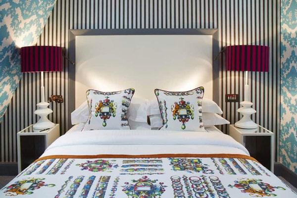The mandeville un h tel design et l gant marylebone for Londres hotel design