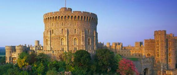 Visite du Château de Windsor résidence royale de la Reine Elisabeth II