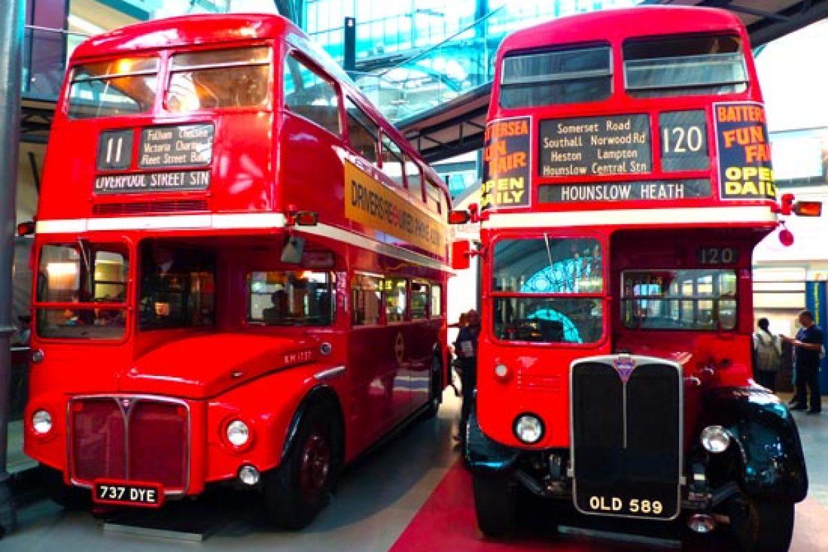 Musée des transports à Londres : un voyage dans l'histoire