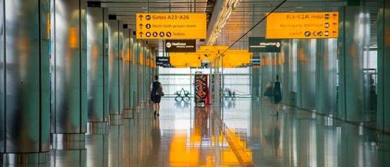 Quel transfert entre les aéroports d'Heathrow et de Gatwick ?