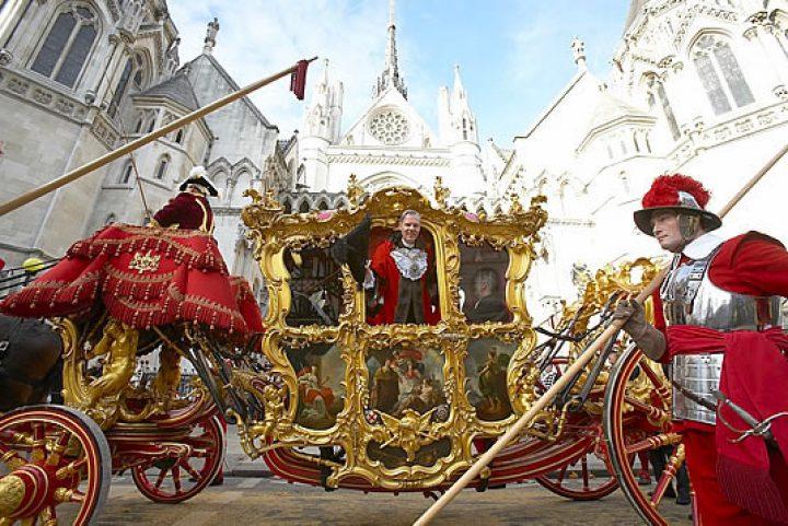 Qu'est-ce-que le Lord Mayor's Show ?