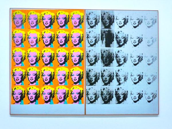 Marilyn Diptych - Andy Warhol
