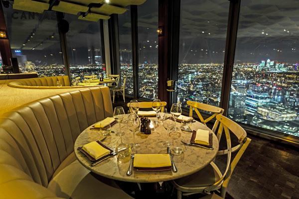 Bon Restaurant Londres