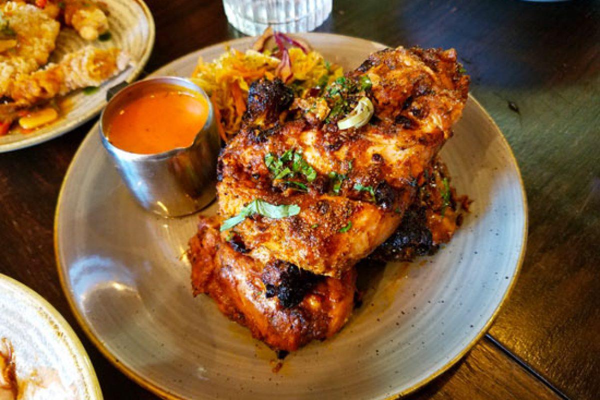 Gunpowder : un restaurant indien bistronomique à Spitalfields