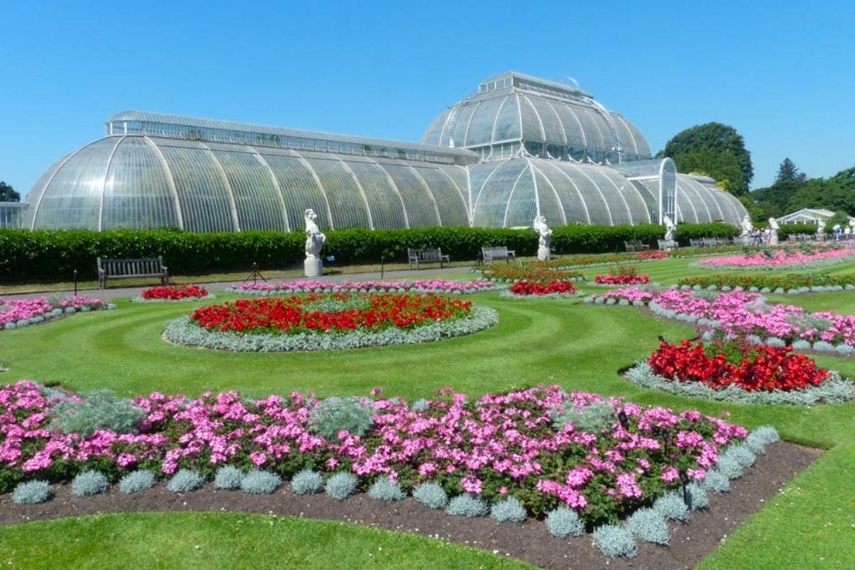 Kew Gardens: magnifique jardin botanique à l'ouest de Londres