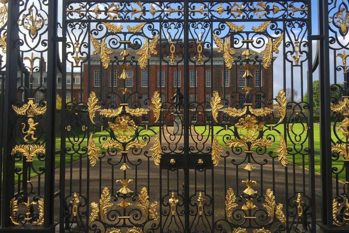 Les résidences et palais de la famille royale à Londres