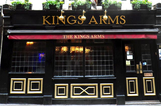 Kings-Arms-pub-gay-londres