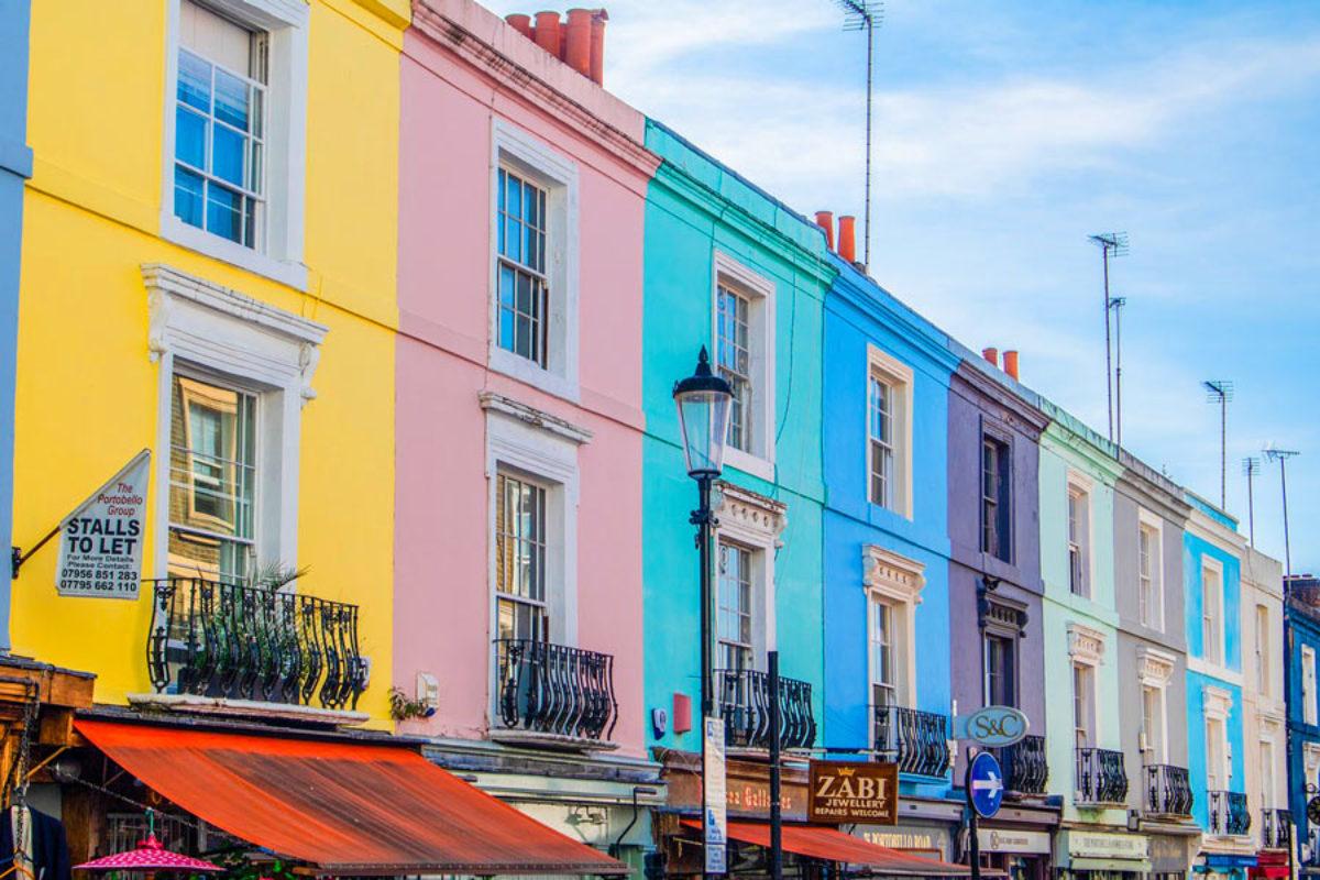 Notting Hill : que visiter dans ce quartier coloré ?