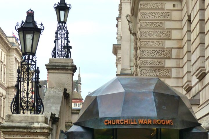 Churchill War Rooms – le quartier général de Winston Churchill