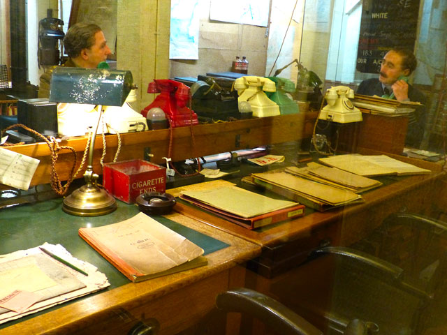 churchill-war-rooms-salle-cartes