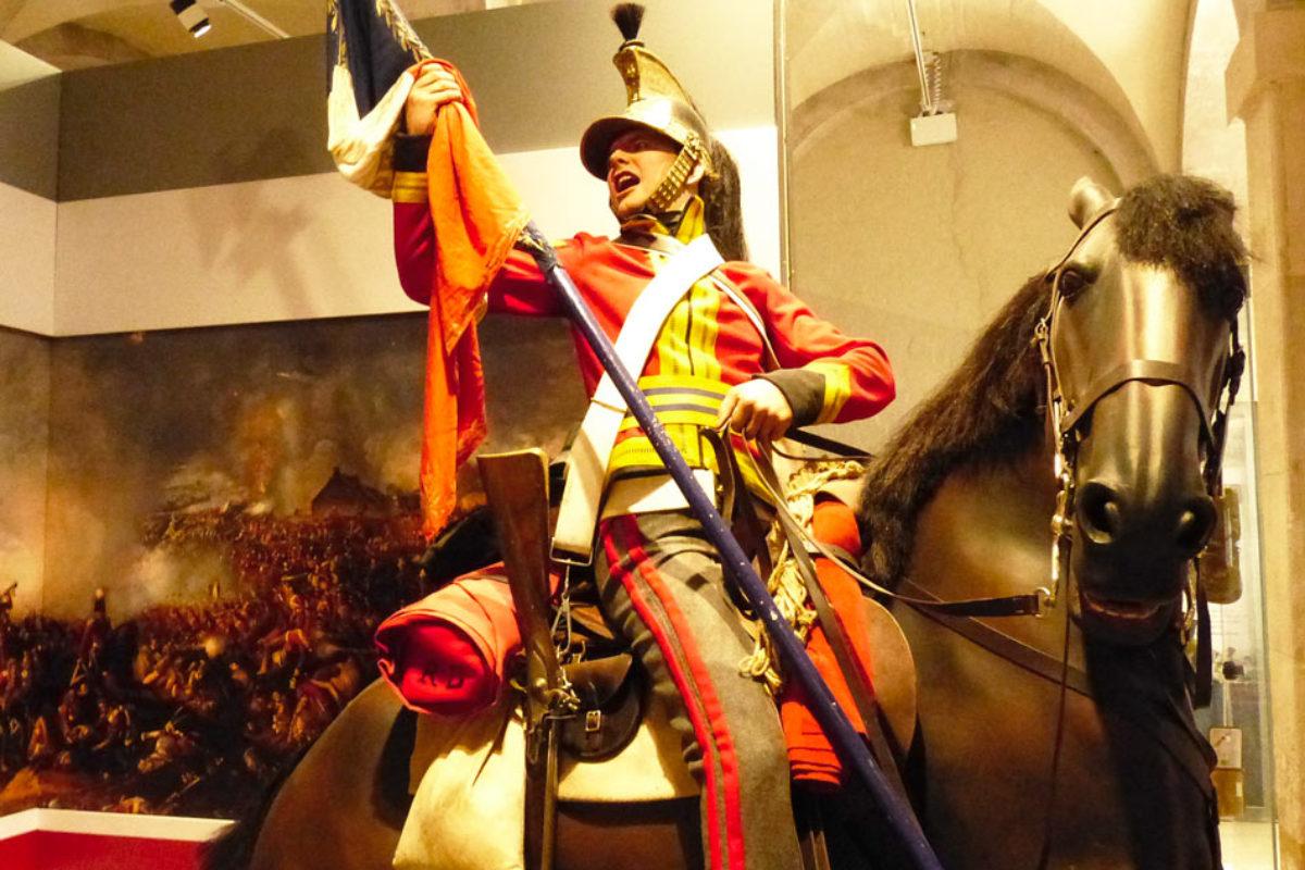 Household Cavalry Museum : l'histoire de la cavalerie royale