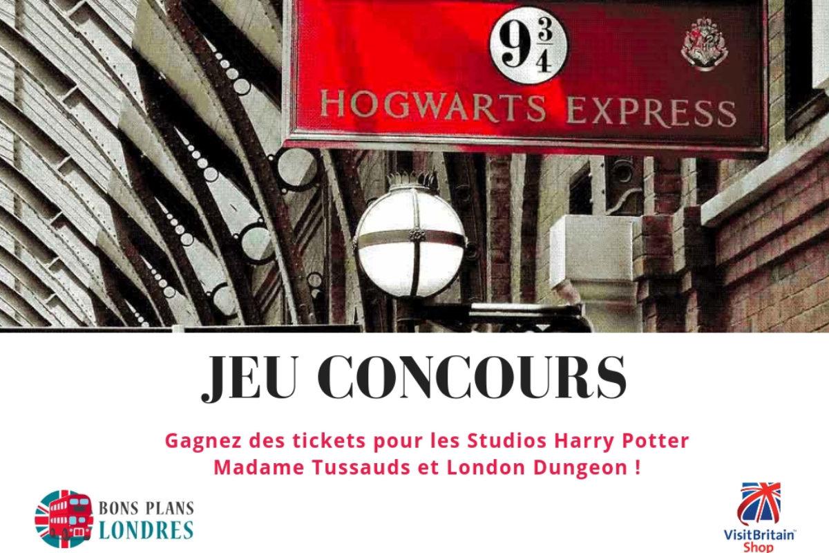 Jeu concours Harry Potter et d'autres surprises !
