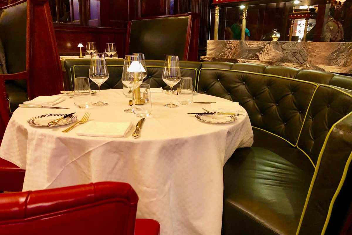Simpson's in the Strand un restaurant anglais traditionnel