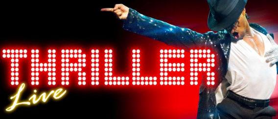 Thriller la comédie musicale hommage à Michael Jackson