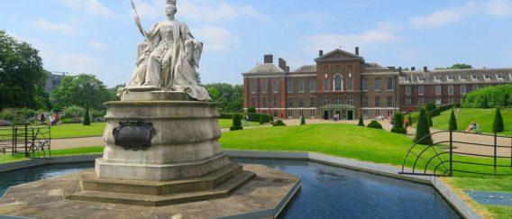 Kensington Palace, résidence royale