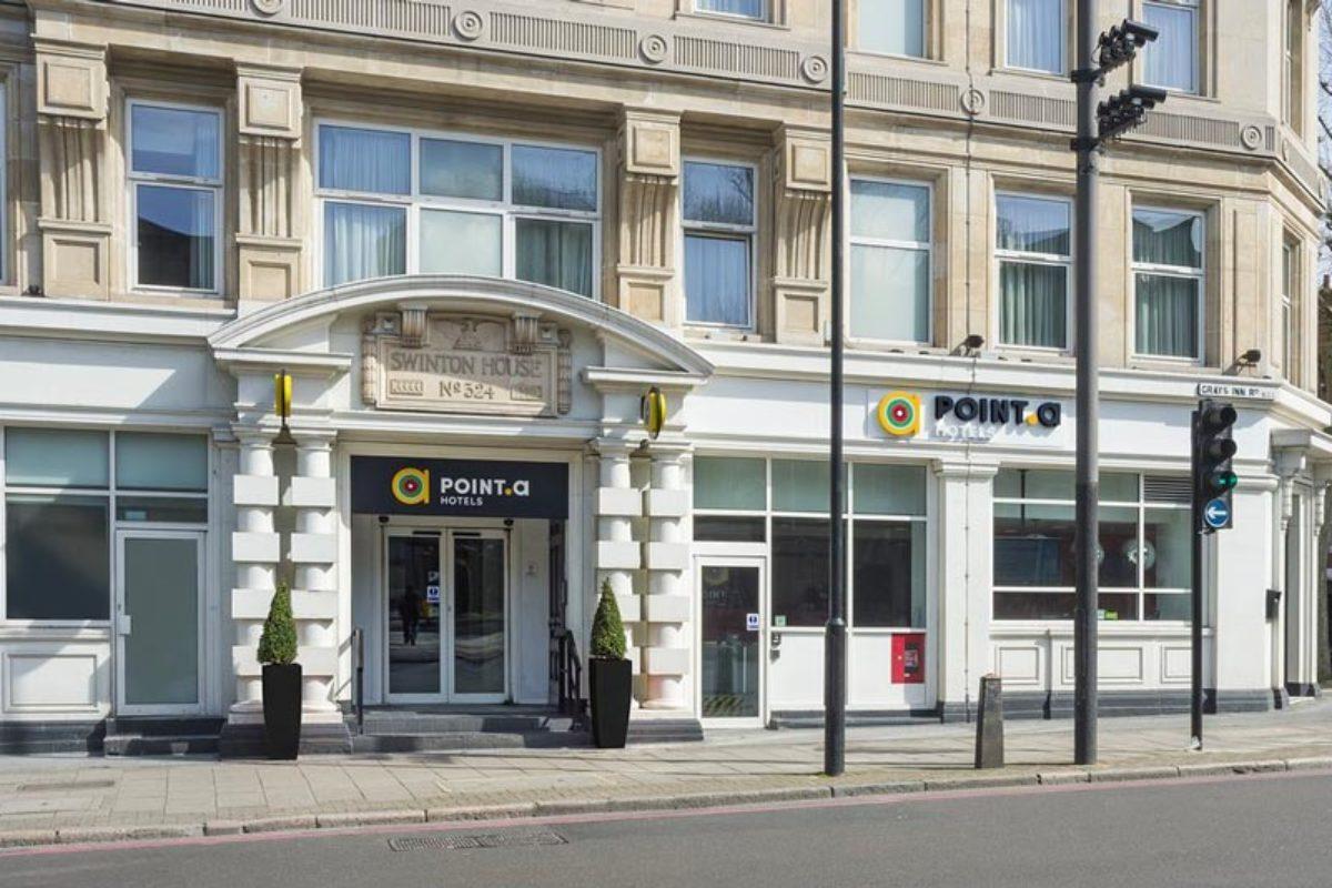 Point A un hôtel pas cher à Kings Cross