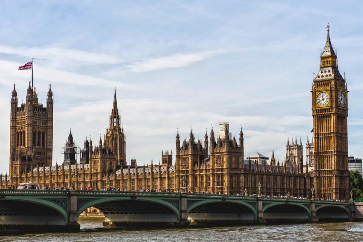 Visiter le palais de Westminster, siège du Parlement britannique