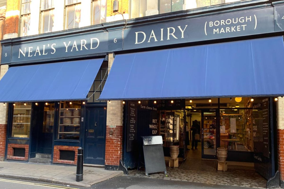 Fromagerie Neal's Yard Dairy