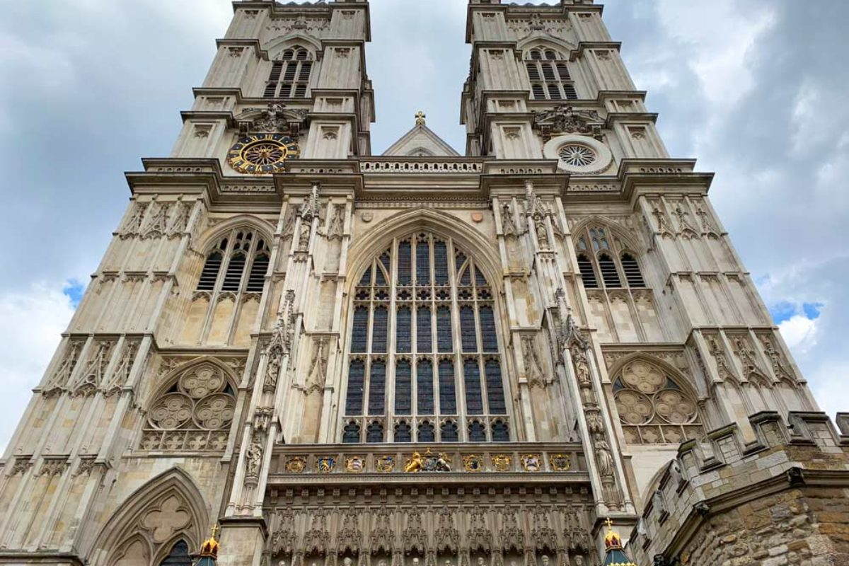 L'Abbaye de Westminster : chef d'oeuvre de style gothique