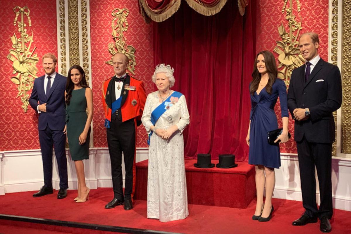 Madame Tussauds : le célèbre musée de cire de Londres