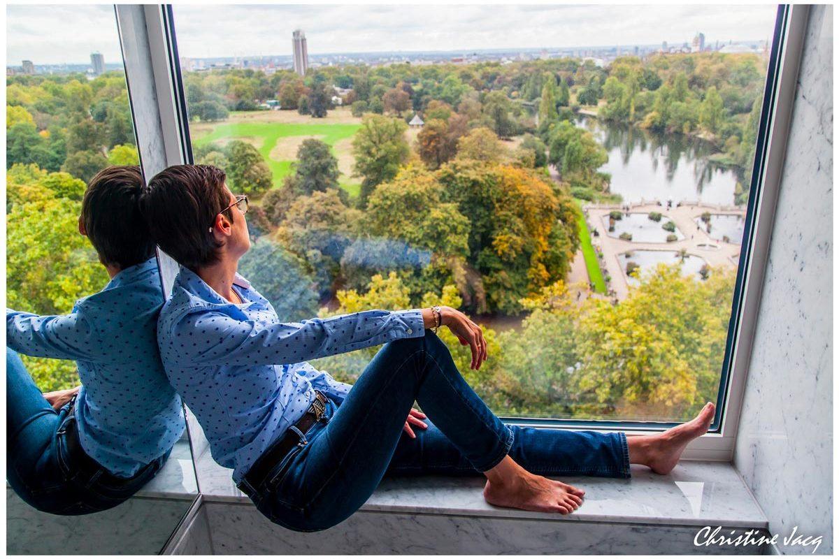 Royal Lancaster : un hôtel avec vue imprenable sur Hyde Park