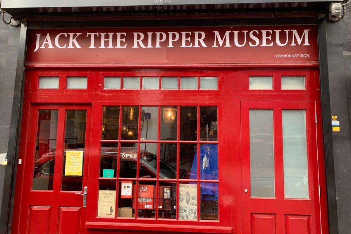 Musée Jack l'Eventreur à Londres : sur les traces du tueur de Whitechapel