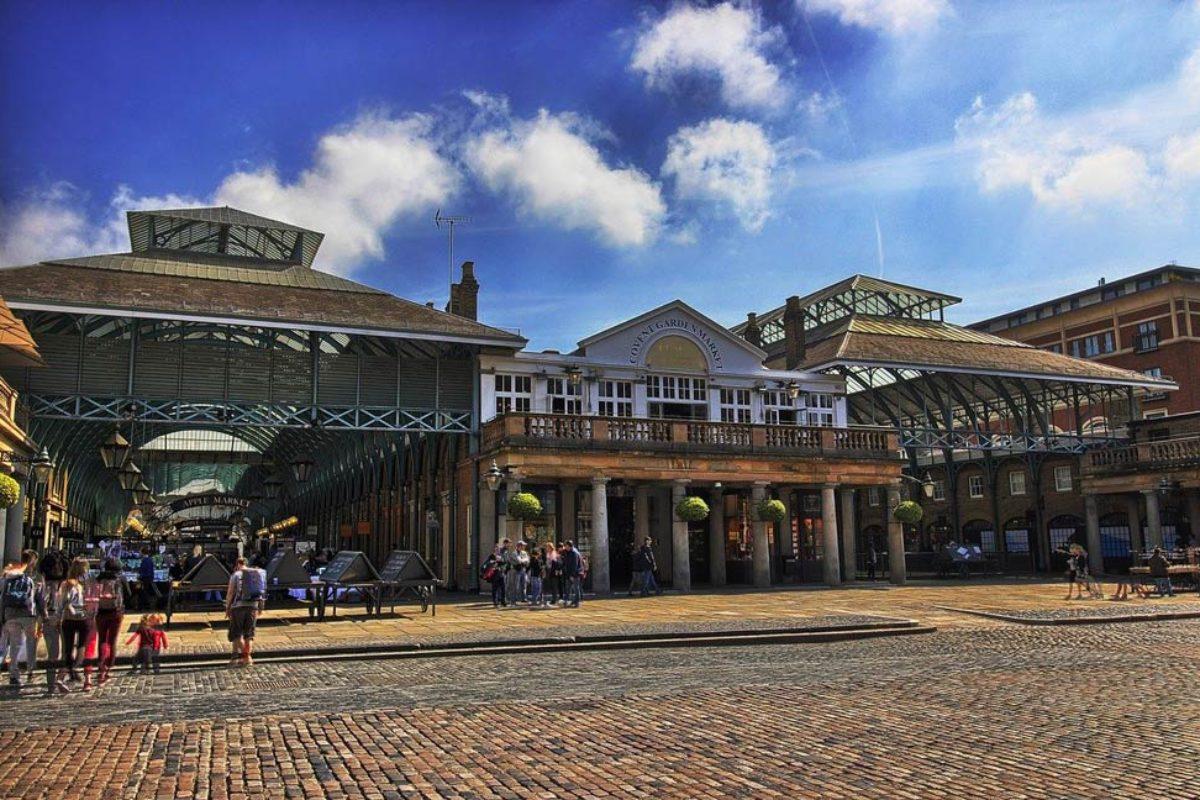 Covent Garden : que faire dans ce quartier touristique ?