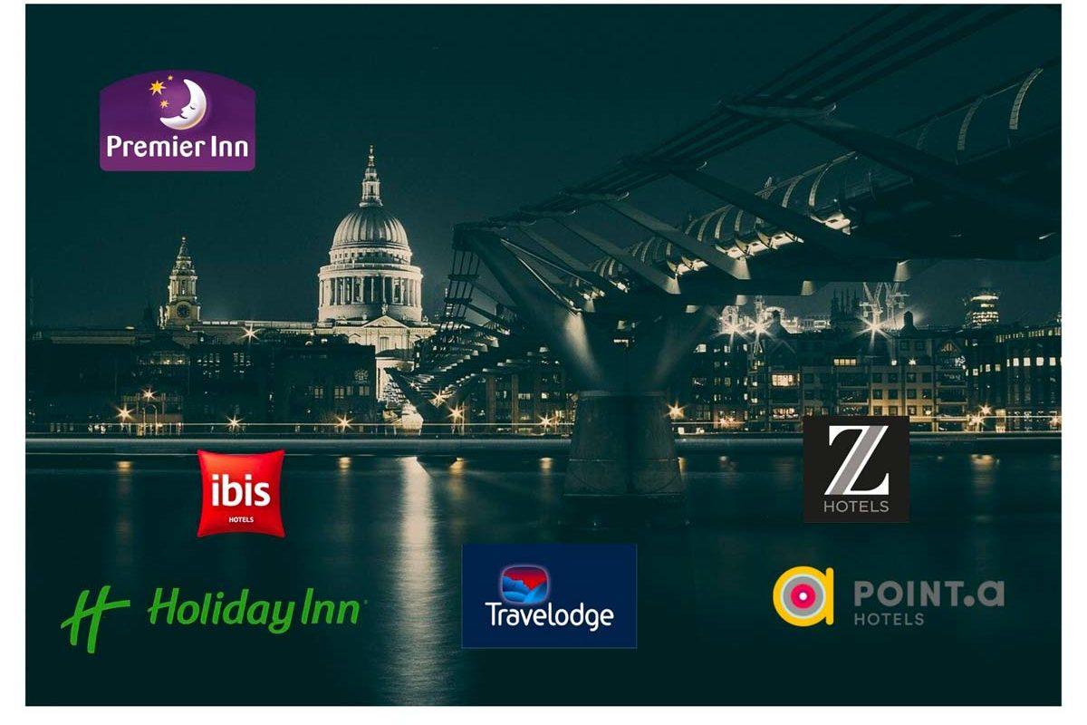 Hôtels pas chers au centre de Londres