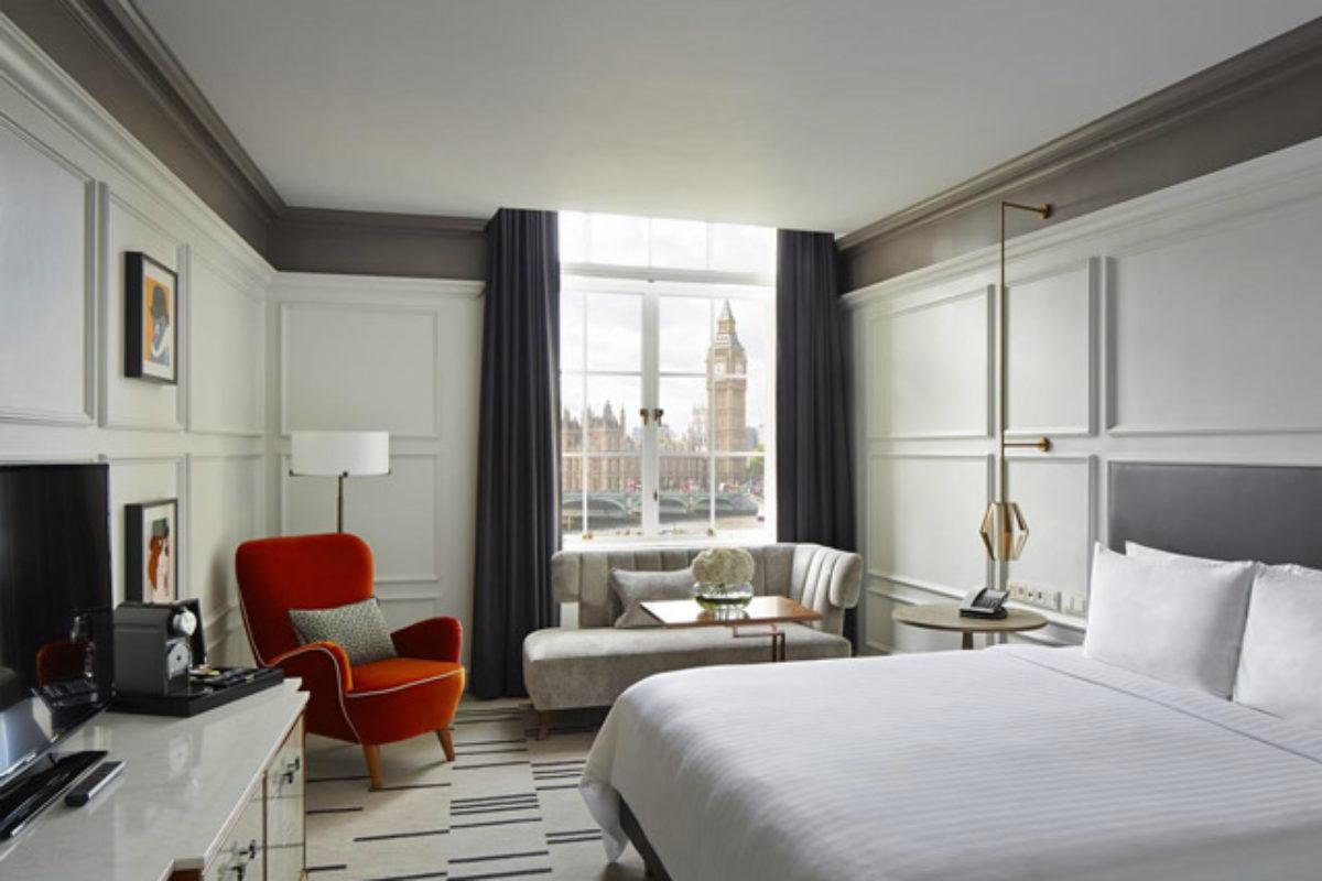 Les hôtels avec vue panoramique sur Londres