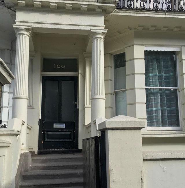 Freddie-Mercury-appartement